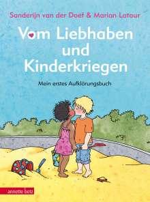Sanderijn van der Doef: Vom Liebhaben und Kinderkriegen, Buch