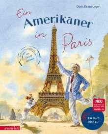 Doris Eisenburger: Ein Amerikaner in Paris, Buch