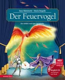 Susa Hämmerle: Der Feuervogel, Buch