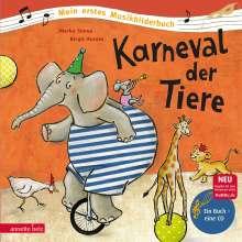 Marko Simsa: Karneval der Tiere, Buch