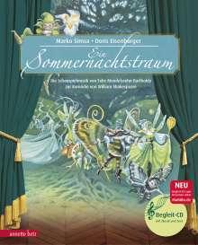 Marko Simsa: Ein Sommernachtstraum, Buch