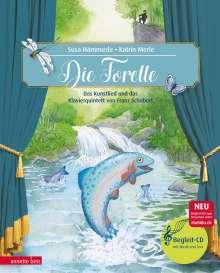 Susa Hämmerle: Die Forelle, Buch