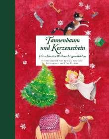 Tannenbaum und Kerzenschein, Buch