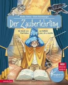 Marko Simsa: Der Zauberlehrling, Buch