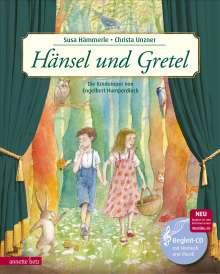 Susa Hämmerle: Hänsel und Gretel, Buch
