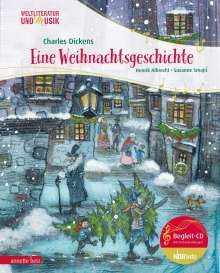 Henrik Albrecht: Eine Weihnachtsgeschichte, Buch