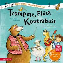 Marko Simsa: Trompete, Flöte, Kontrabass, Buch