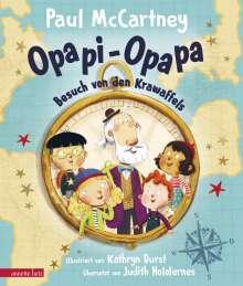 Paul McCartney: Opapi-Opapa, Buch