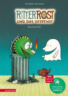 Jörg Hilbert: Ritter Rost 2: Ritter Rost und das Gespenst, Buch
