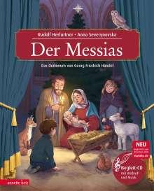 Rudolf Herfurtner: Der Messias, Buch