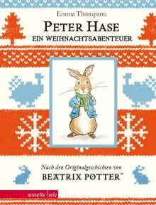 Emma Thompson: Peter Hase - Ein Weihnachtsabenteuer, Buch