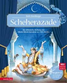 Doris Eisenburger: Scheherazade, Buch