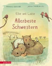 Michael Engler: Else und Luise - Allerbeste Schwestern, Buch