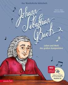 Ernst A. Ekker: Johann Sebastian Bach (Das musikalische Bilderbuch mit CD), Buch