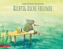 Heribert Schulmeyer: Richtig dicke Freunde - Geschenkbuch, Buch