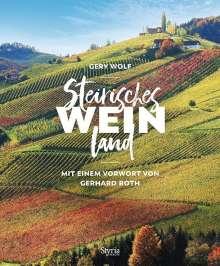 Gery Wolf: Steirisches Weinland, Buch