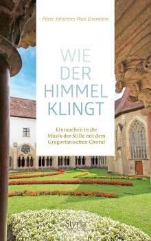 Johannes Paul Chavanne: Heilsamer Gesang der Stille, Buch