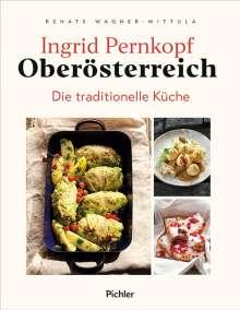 Ingrid Pernkopf: Oberösterreich, Buch
