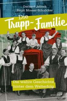 Gerhard Jelinek: Die Trapp-Familie, Buch