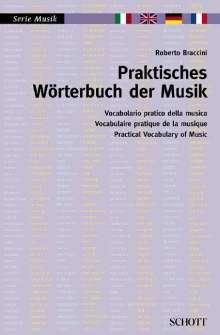 Roberto Braccini: Praktisches Wörterbuch der Musik, Noten