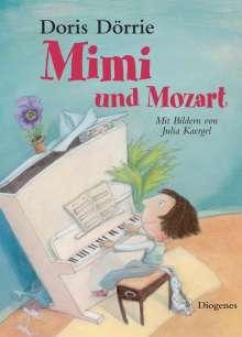Doris Dörrie: Mimi und Mozart, Buch