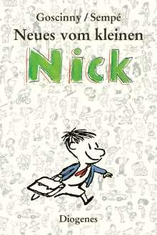 René Goscinny: Neues vom kleinen Nick, Buch