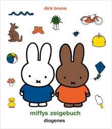 Dick Bruna: Miffys Zeigebuch, Buch