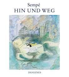 Jean-Jacques Sempé: Hin und weg, Buch