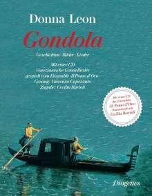 Donna Leon: Gondola, Buch