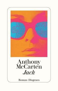 Anthony Mccarten: Jack, Buch