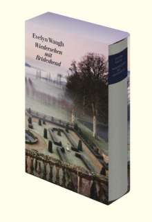 Evelyn Waugh: Wiedersehen mit Brideshead, Buch