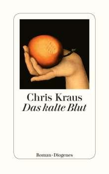 Chris Kraus: Das kalte Blut, Buch