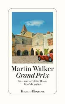 Martin Walker: Grand Prix, Buch
