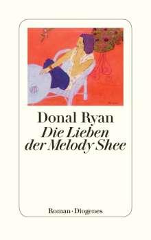Donal Ryan: Die Lieben der Melody Shee, Buch