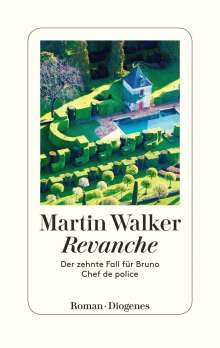 Martin Walker: Revanche, Buch