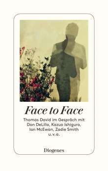Thomas David: Face to Face, Buch