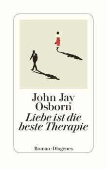 John Jay Osborn: Liebe ist die beste Therapie, Buch