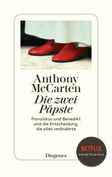 Anthony McCarten: Die zwei Päpste, Buch