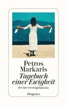 Petros Markaris: Tagebuch einer Ewigkeit, Buch