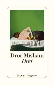Dror Mishani: Drei, Buch