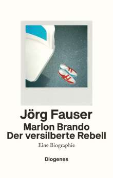 Jörg Fauser: Marlon Brando, Buch