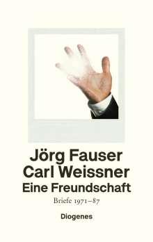 Jörg Fauser: Eine Freundschaft, Buch