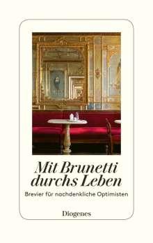 Gabriella Gamberini Zimmermann: Mit Brunetti durchs Leben, Buch