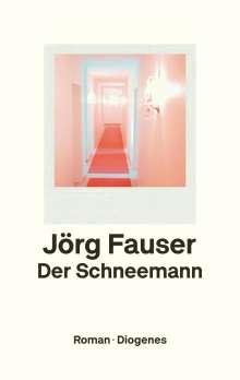Jörg Fauser: Der Schneemann, Buch