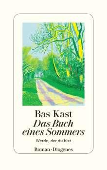 Bas Kast: Das Buch eines Sommers, Buch