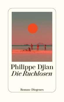 Philippe Djian: Die Ruchlosen, Buch