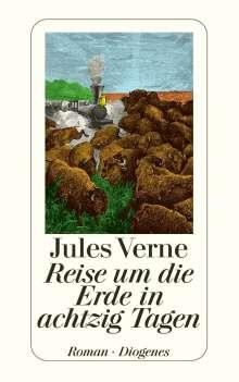 Jules Verne: Reise um die Erde in achtzig Tagen, Buch