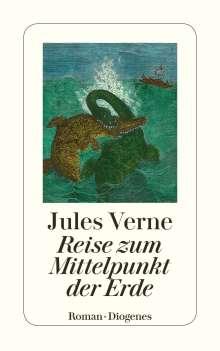 Jules Verne: Reise zum Mittelpunkt der Erde, Buch