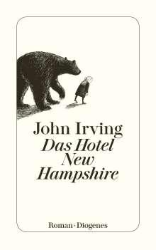 John Irving: Das Hotel New Hampshire, Buch
