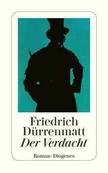 Friedrich Dürrenmatt: Der Verdacht, Buch
